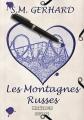 Couverture Les montagnes russes Editions Dreamcatcher (Plume orange) 2016