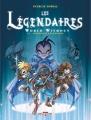 Couverture Les Légendaires, tome 19 : World Without : Artémus le Légendaire Editions Delcourt 2016