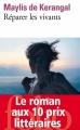Couverture Réparer les vivants Editions Folio  2016
