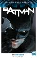 Couverture Batman Rebirth, tome 1 : Mon nom est Gotham Editions DC Comics 2017