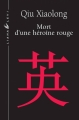 Couverture Mort d'une héroïne rouge Editions Liana Lévi 2001