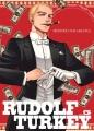 Couverture Rudolf Turkey, tome 5 Editions Komikku 2016