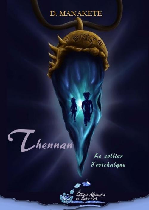 Couverture Thennan, Le collier d'orichalque
