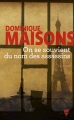 Couverture On se souvient du nom des assassins Editions de La martinière 2016