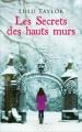 Couverture Les secrets des hauts murs Editions France Loisirs 2016