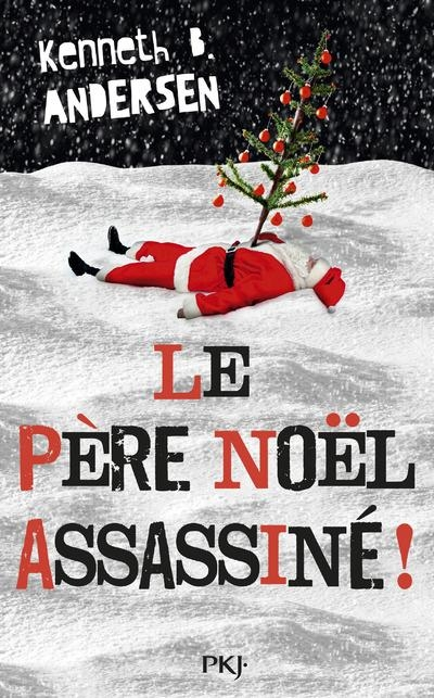 Couverture Le père Noël assassiné !