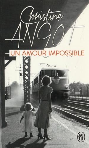 Couverture Un amour impossible