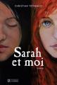 Couverture Sarah et moi Editions De l'homme 2016