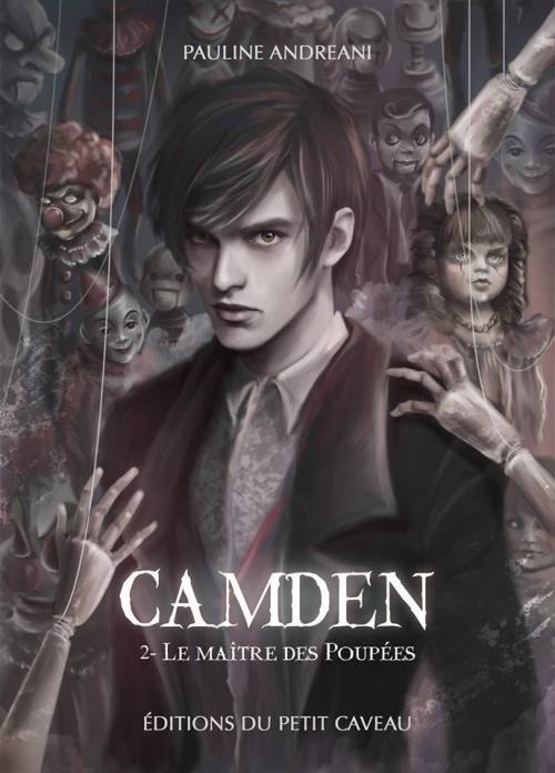 Couverture Camden, tome 2 : Le maître des poupées
