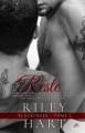 Couverture Blackcreek, tome 2 : Reste Editions MxM Bookmark (Romance) 2016