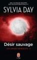 Couverture Les Anges renégats, tome 2 : Désir sauvage Editions J'ai Lu (Pour elle) 2015