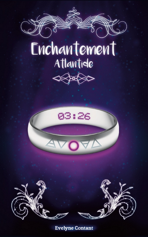 Couverture Enchantement, tome 2 : Atlantide