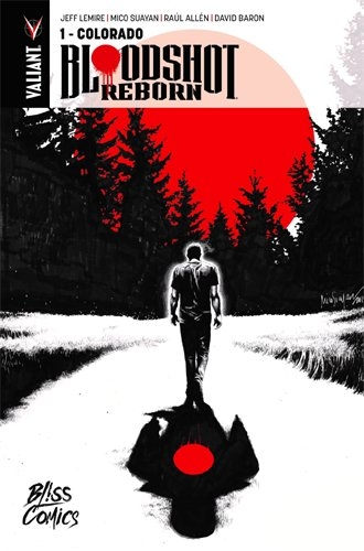 Couverture Bloodshot Reborn, tome 1 : Colorado