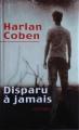 Couverture Disparu à jamais Editions France Loisirs 2003