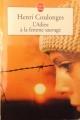 Couverture L'adieu à la femme sauvage Editions Le Livre de Poche 2004