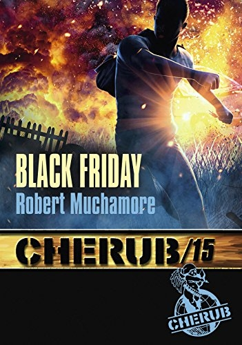 Couverture Cherub, tome 15 : Black Friday