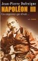 Couverture Napoléon III, tome 2 : Un empereur qui rêvait... Editions Plon 2007