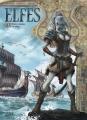 Couverture Elfes, tome 15 : Noir comme le sang Editions Soleil 2016