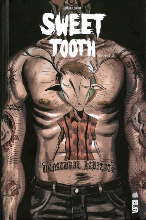 Couverture Sweet Tooth (Urban), tome 2