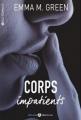 Couverture Corps Impatients Editions Addictives (Adult romance) 2016