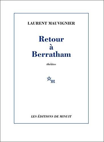 Couverture Retour à Berratham