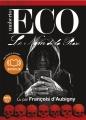 Couverture Le nom de la rose Editions Audiolib 2012
