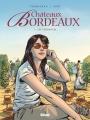 Couverture Châteaux Bordeaux, tome 7 : Les vendanges Editions Glénat 2016