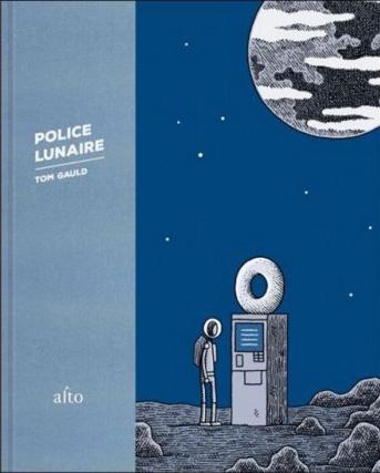 Couverture Police lunaire