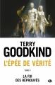 Couverture L'épée de vérité, tome 06 : La foi des réprouvés Editions Milady 2016