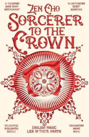 Couverture Sorcerer Royal, book 1: Sorcerer to the Crown