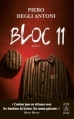 Couverture Bloc 11 Editions L'Archipel 2013