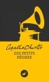 Couverture Dix petits nègres Editions du Masque 2013