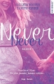 Couverture Never never, tome 1 Editions Hugo & cie (New romance) 2016