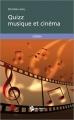 Couverture Quizz musique et cinéma Editions Publibook 2011