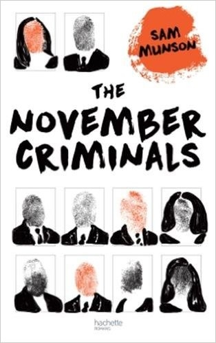 Couverture The November criminals