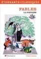 Couverture Fables Editions Flammarion (GF - Etonnants classiques) 2011