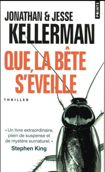 Couverture Le golem d'hollywood/Que la bête s'éveille