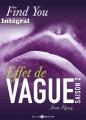 Couverture Effet de vague, tome 2 Editions Addictives 2016