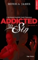 Couverture Addicted to sin, tome 2 Editions Hugo & Cie (New Romance) 2016