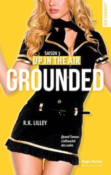 Couverture Up in the air, tome 3 : Grounded