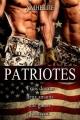 Couverture Patriotes Editions Autoédité 2016