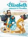 Couverture Élisabeth : Princesse à Versailles, tome 05 : Le traîneau doré Editions Albin Michel (Jeunesse) 2016