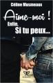 Couverture Aime-moi !  Enfin, si tu peux... Editions Nymphalis 2015