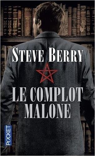 Couverture Cotton Malone, tome 10 : Le Complot Malone