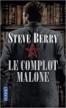 Couverture Cotton Malone, tome 10 : Le Complot Malone Editions Pocket (Thriller) 2016