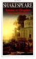 Couverture Antoine et Cléopâtre Editions Flammarion (GF - Bilingue) 1996