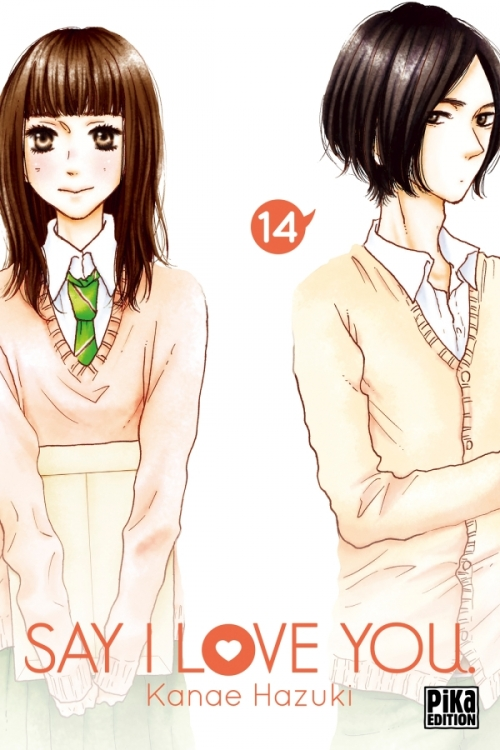 Couverture Say I Love You, tome 14