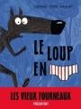 Couverture Le loup en slip, tome 1 Editions Dargaud 2016