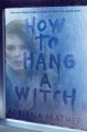 Couverture How to hang a witch Editions Knopf (Young Readers) 2017