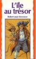 Couverture L'île au trésor Editions Lito (Junior Poche) 1993